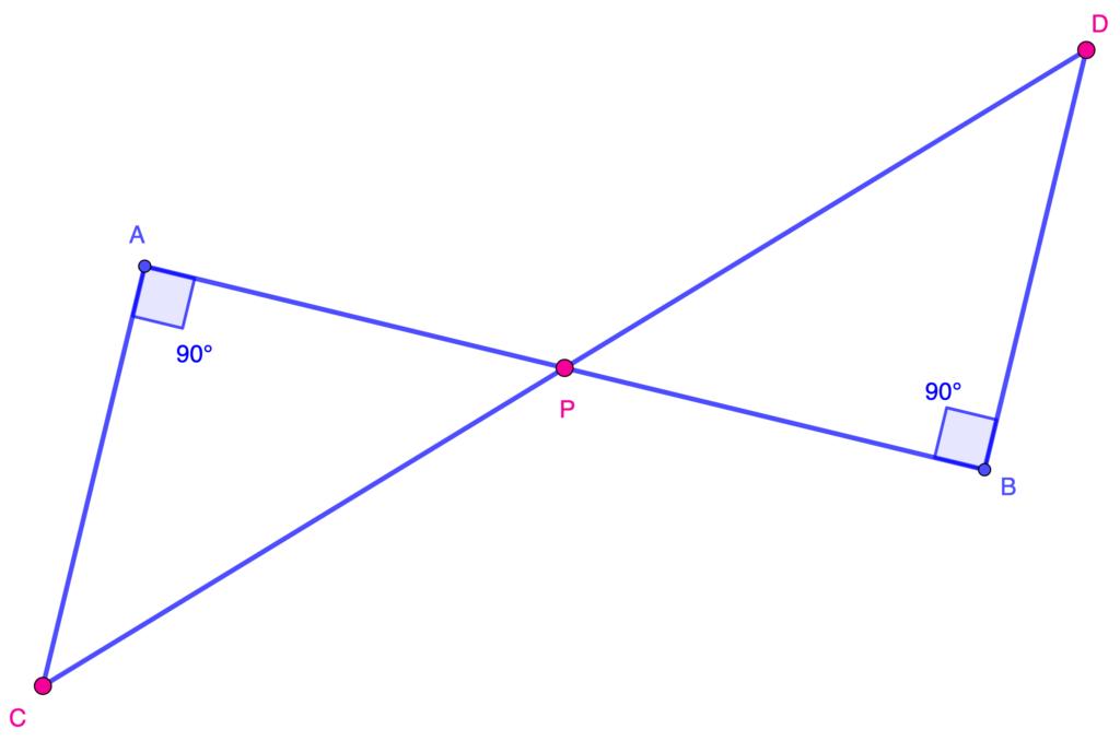 Ejercicios resueltos congruencia de triángulos