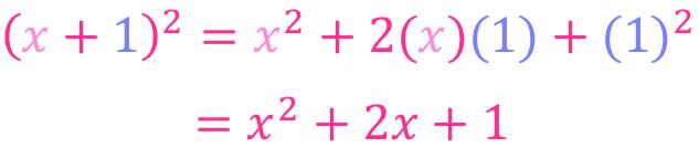 binomio al cuadrado ejemplos