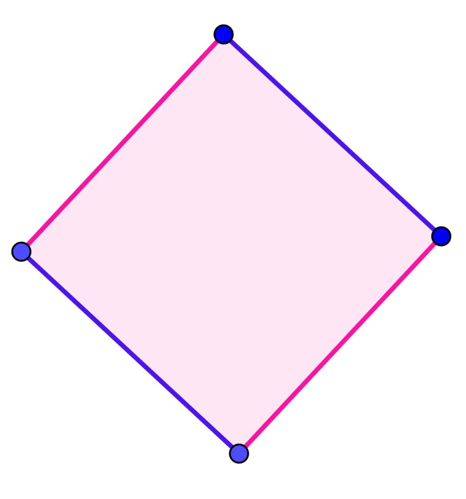 Lineas paralelas en un cuadrado